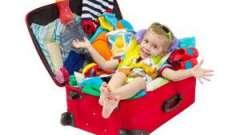 Подорож з дитиною: як його організувати
