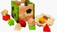 Розвиваючі іграшки своїми руками: майстер-клас з пошиття м`якої книжки