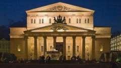 Репертуар великого театру: оперета кажан