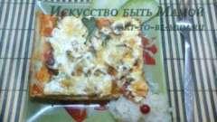 Найсмачніша піца - рецепт приготування