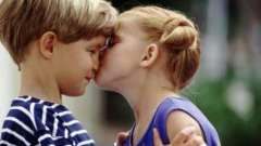 Шкільна любов дитини