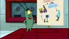Спанч боб квадратні штани перемога над планктоном 08-08-02