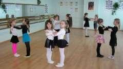 Танцювальна ритміка в ранньому розвитку дітей