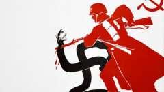 Тема уроку: «боротьба з фашизмом в період великої вітчизняної війни». Англійською мовою з вимовою