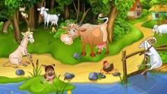 Тема уроку: «домашні тварини або брати наші менші!». Тварини на англійській мові з вимовою