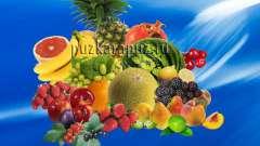 Тема уроку: «фрукти і ягоди». Урок англійської мови фрукти з вимовою
