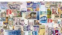 Тема уроку: «валюти світу». Англійською мовою з вимовою