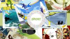 Тема уроку: «види спорту». Англійською мовою з вимовою