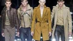 Тенденції чоловічої моди сезону осінь-зима 2014-2015