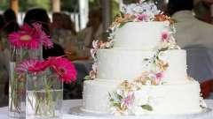 Торти на замовлення - весільні