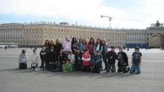 В цьому році за туристичними путівками мінкультури 18 тис. Школярів відвідають санкт-петербург