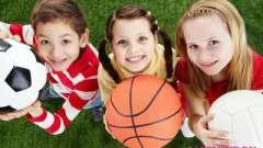 В який спорт віддати дитину