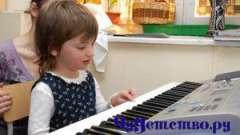 Можливості розвитку слуху у дитини в ранньому віці.