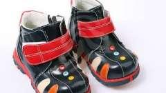 Вибираємо дитяче взуття