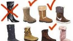 Вибираємо зимове взуття. Уггі, замша, дутики?
