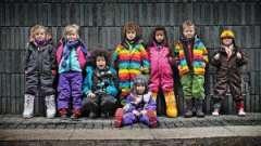 Вибір дитячого одягу для оптових закупівель