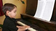 Вибір музичного інструменту для естетичного розвитку дитини