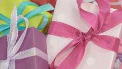 Вибір новорічних подарунків