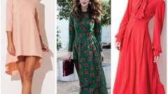 Закриті сукні - стиль, який доречний скрізь