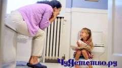 Запори у маленьких дітей
