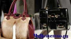 Жіночі сумки 2012: тенденції сезону