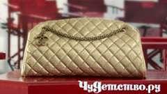 Жіночі сумки-клатчі chanel