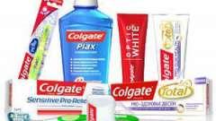 Зубні пасти colgate: підходяще засіб під будь-які запити
